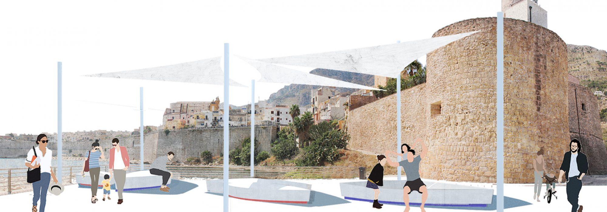 Studio Ro.K Castellammare waterfront_piazza Stenditoio_cover